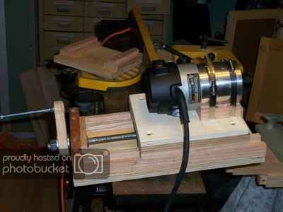 home made router lift plan luberjock