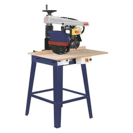 advantage of radial arm saw