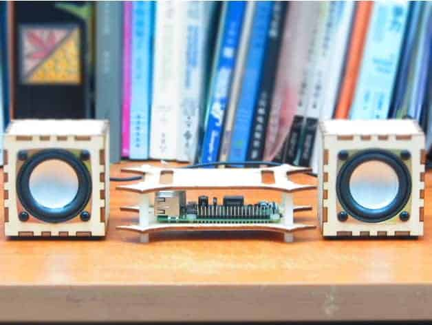 Raspberry Pi Mini HiFi