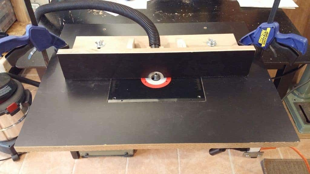 14 cheap and easy storage router table plans