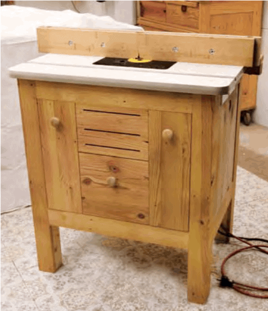 15 . country classic router table plans by popular woodworking