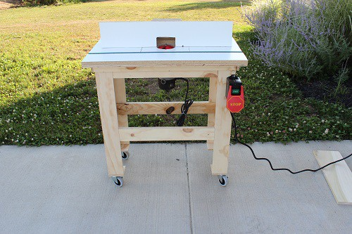 oneproject closer router table