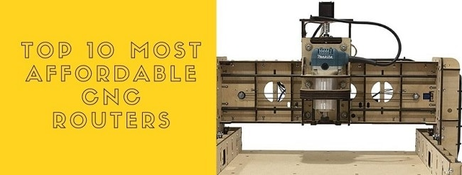 Most affordable CNC Router